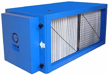 Elektrostatik Karbon Filtre